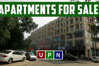 Bahria Town Lahore - Apartments for Sale