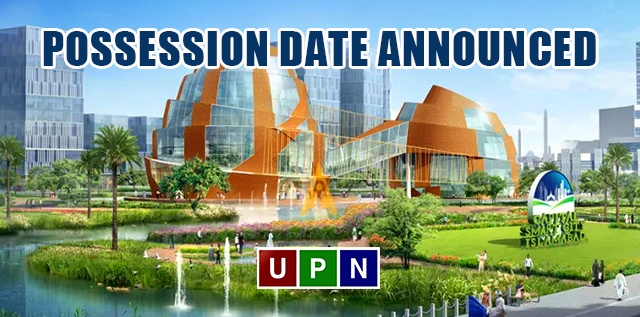 Capital Smart City Islamabad – Possession Date Announced