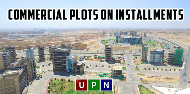 Commercial Plots on Installments in Bahria Town Karachi – New Deal Announced
