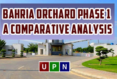 Eastern Blocks Vs. Eastern Extension Bahria Orchard Phase 1 - A Comparative Analysis