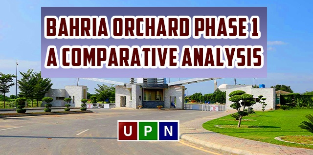 Eastern Blocks Vs. Eastern Extension Bahria Orchard Phase 1 – A Comparative Analysis