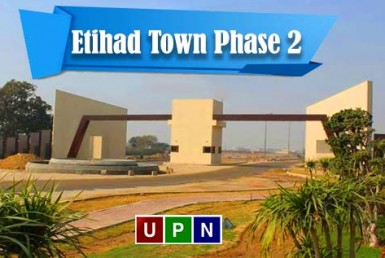 Etihad Town Lahore Phase 2 - A New Project with New Opportunities