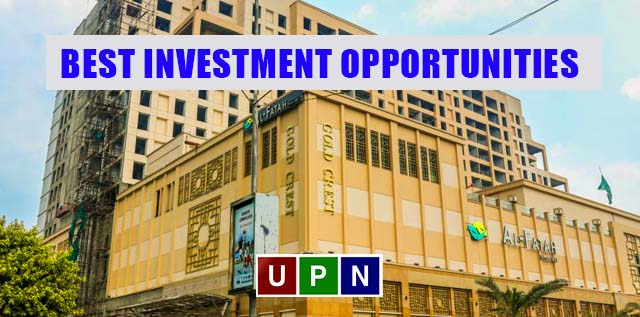 Gold Crest Mall and Residency DHA Lahore – Best Investment Opportunities