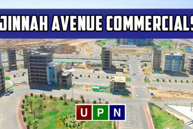 Jinnah Avenue Commercials Bahria Town Karachi – New Deal