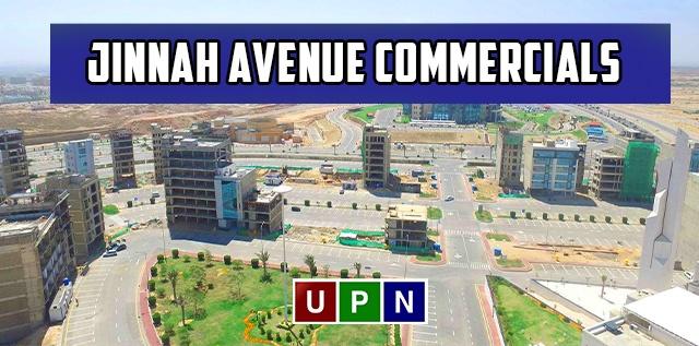 Jinnah Avenue Commercials Bahria Town Karachi – New Deal