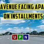Jinnah Avenue Facing Apartments on Installments - Bahria Town Karachi