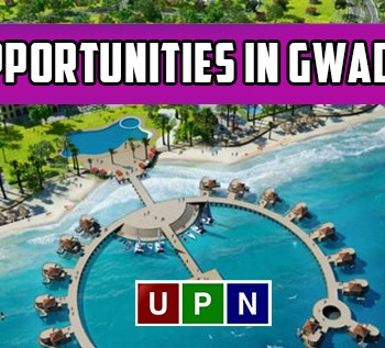 Latest Investment Opportunities in Gwadar