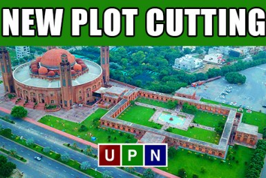 New Plot Cuttings in Bahria Town Lahore - Sizes, Location, Prices and Attractions