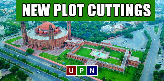 New Plot Cuttings in Bahria Town Lahore – Sizes, Location, Prices and Attractions