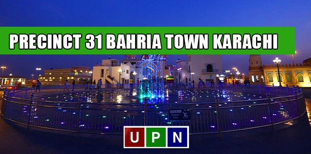 Precinct 31 Bahria Town Karachi – Possession Announced
