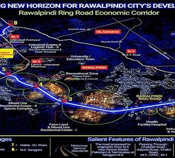 Rawalpindi Ring Road Economic Corridor - Complete Details and Analysis