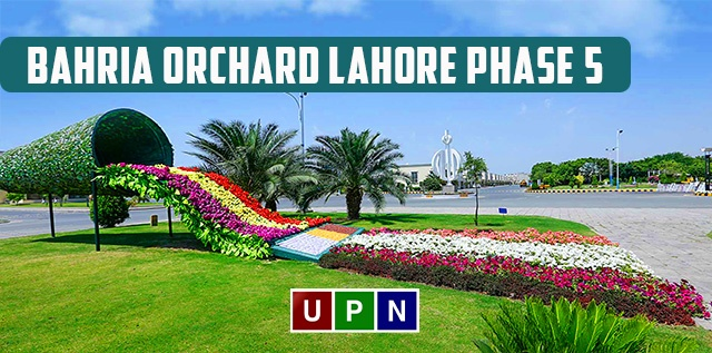 Bahria Orchard Lahore Phase 5 – Launch, Plots, Location, Features and Access