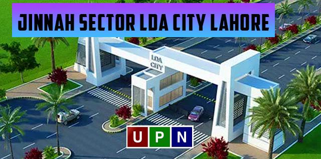 Jinnah Sector LDA City Lahore