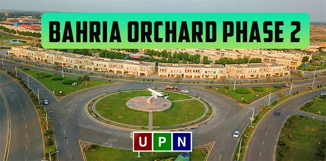 New Deal 8 Marla Plots on Open Form – Bahria Orchard Phase 2