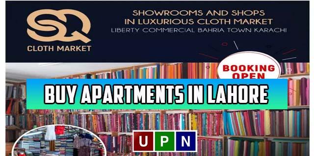 SQ Cloth Market Bahria Town Karachi