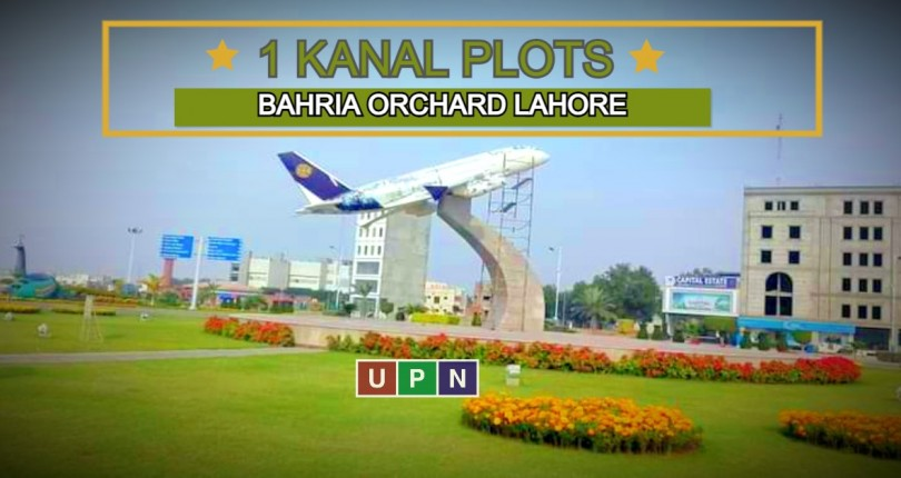 1 Kanal Plots for Sale in Bahria Orchard Lahore – Complete Guide