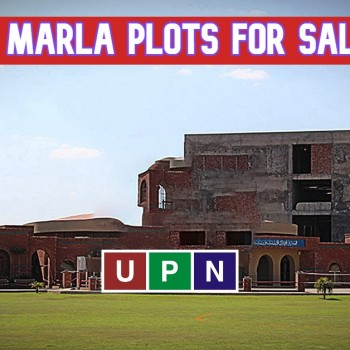 8 Marla Plots for sale in bahria orchard