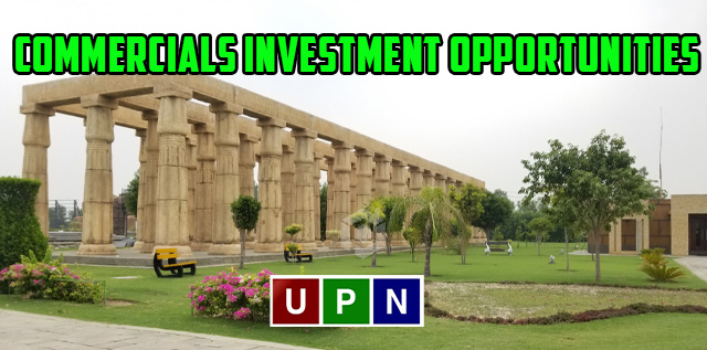 Commercials Investment Opportunities in Bahria Orchard Lahore Phase 4