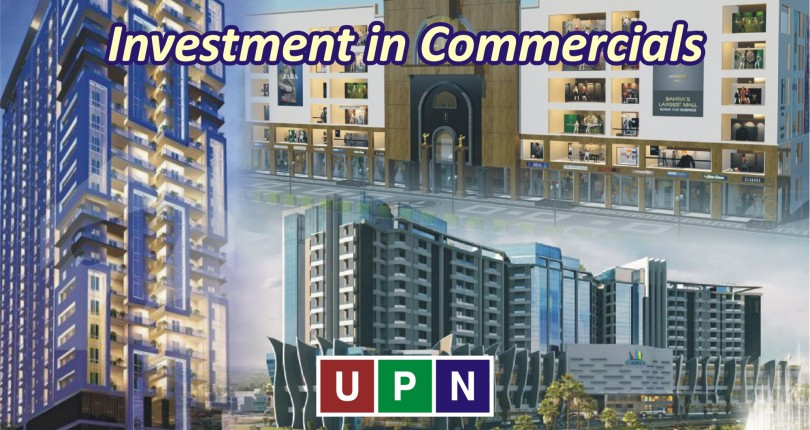 Investment in Commercials for Rental Income