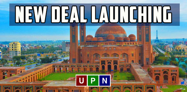 New Deal Launching in Bahria Town Lahore