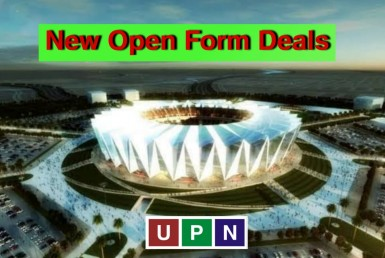 New Open Form Deals