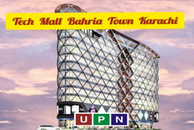 Tech Mall Bahria Town Karachi