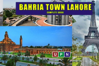 Bahria Town Lahore Complete Guide