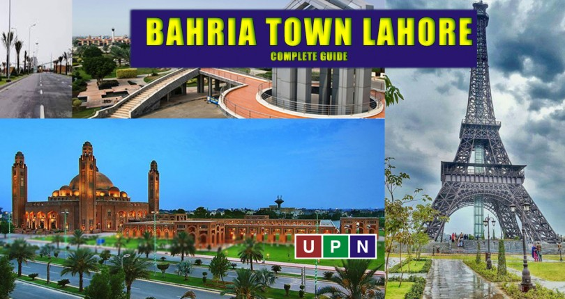 Bahria Town Lahore – A Complete Guide