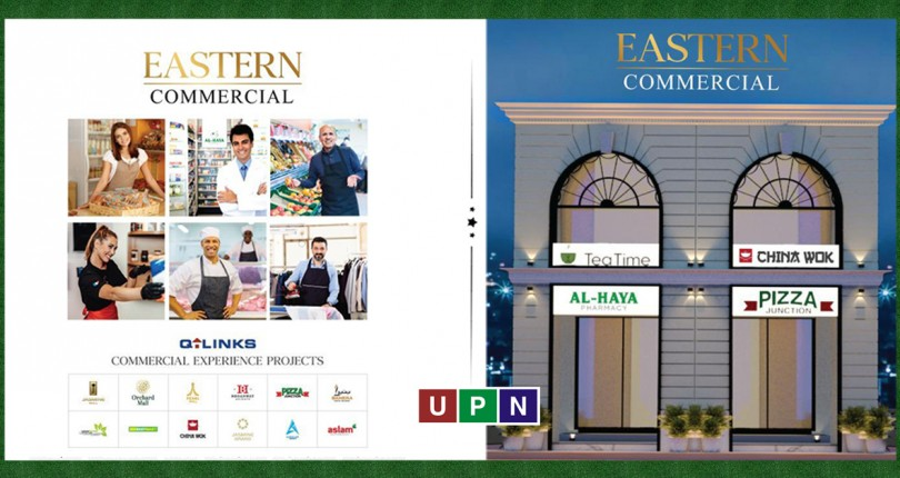 Eastern Commercial – Bahria Orchard Lahore Phase 1