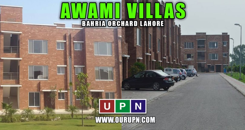 Awami Villas Bahria Orchard Lahore – Latest Prices and More
