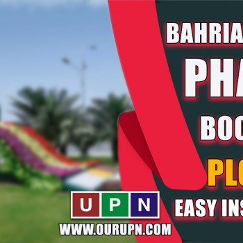 Bahria Orchard Phase 5 - Book your plots on Map with an Easy Installment plan