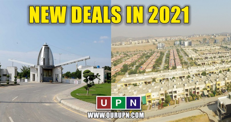 New Property Deals in 2021