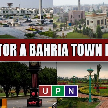 Sector A Bahria Town Lahore - All You Need to Know