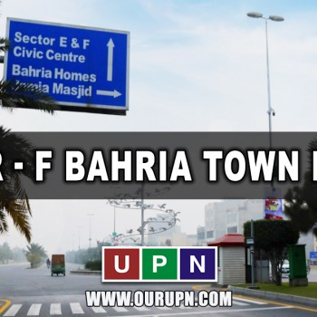 Sector F Bahria Town Lahore - Low Budget Residential and Commercial Plots