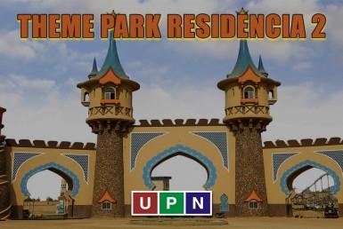 Theme Park Residencia 2 - Theme Park Facing Apartments in Bahria Town Karachi
