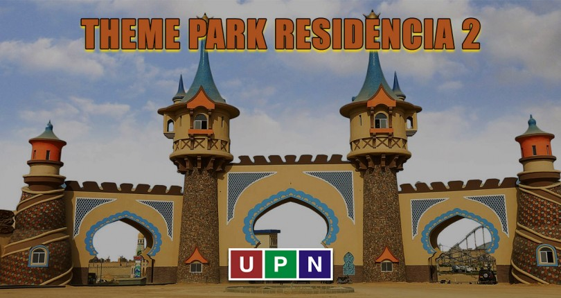 Theme Park Residencia 2 – Theme Park Facing Apartments in Bahria Town Karachi