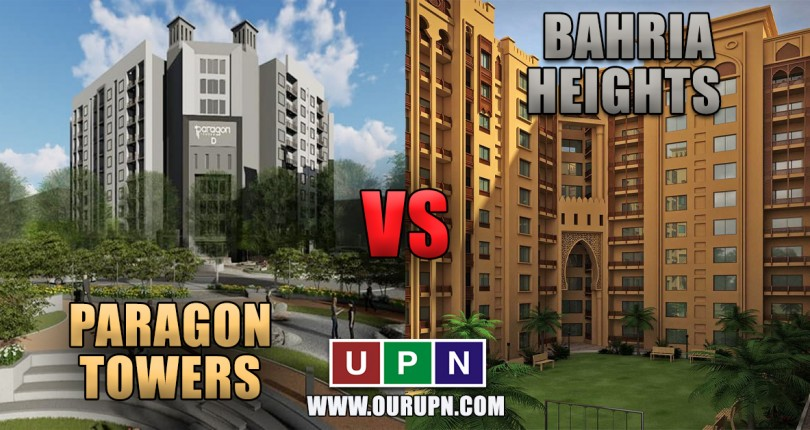 What Makes Paragon Towers Better Than Bahria Heights Karachi?