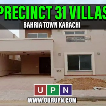 Why People are More Interested in Precinct 31 Villas?