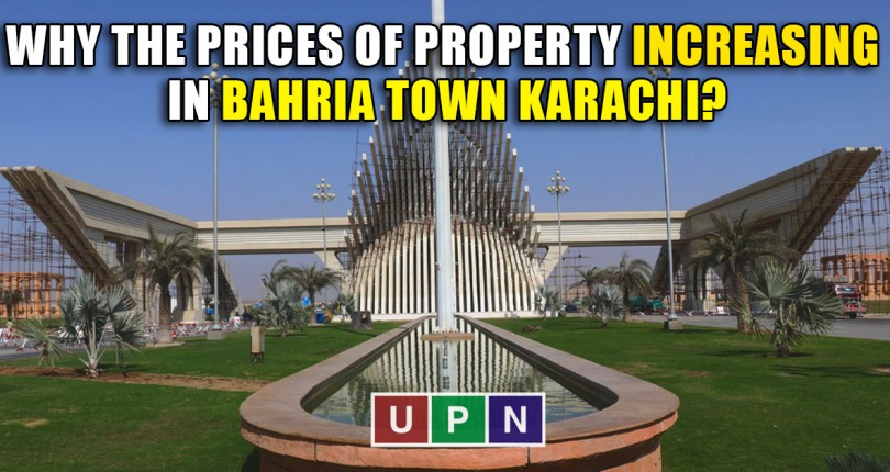 Why the Prices of Property Increasing in Bahria Town Karachi?