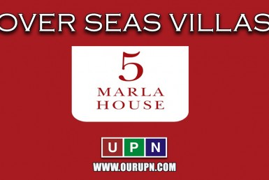 Overseas Villas – New Deal of 5 Marla Villas in Bahria Orchard Phase 2