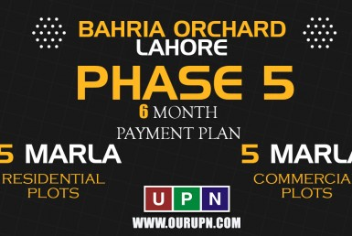 Bahria Orchard Phase 5 - New Deal Launched on Installments