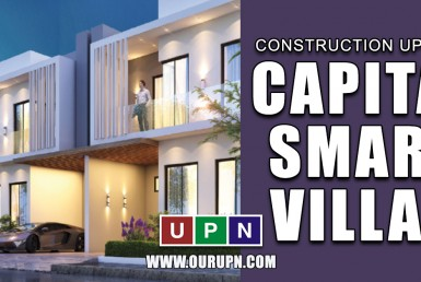 Capital Smart Villas - Construction Update