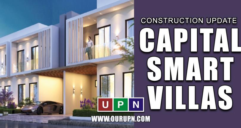 Capital Smart Villas Islamabad – Construction Update