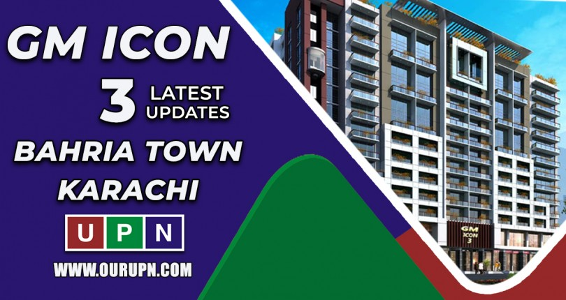 GM Icon 3 – Apartments on Installments in BTK