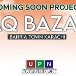 AQ Bazaar - Coming Soon in Bahria Town Karachi