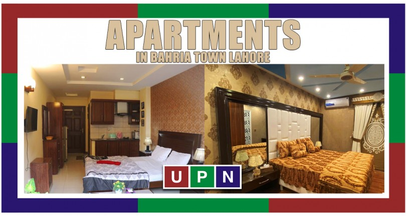 Apartments on Installments/Lump Sum Payment in Bahria Town Lahore