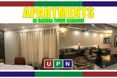 Apartments on Installments in Bahria Town Karachi