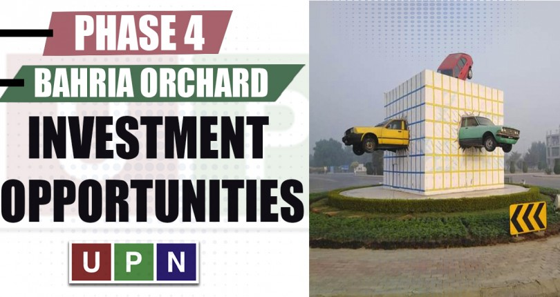 Bahria Orchard Phase 4 – Investment Opportunities That Await You