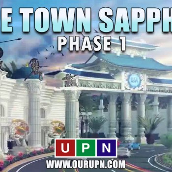 Blue Town Phase 1 Sapphire Lahore – Location, Plots, and Payment Plan