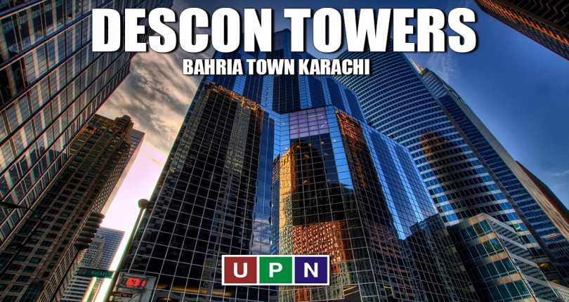 Descon Towers Bahria Town Karachi, Location, Prices, and Payment Plan